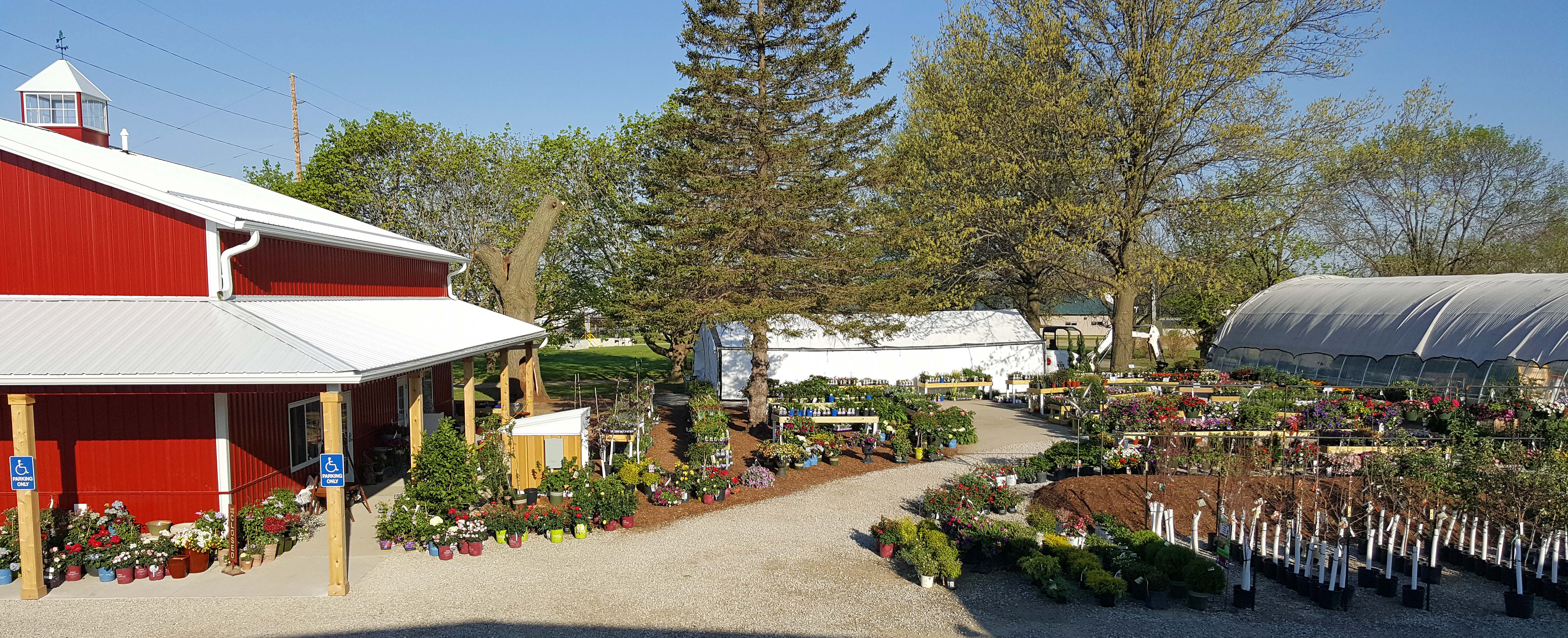 A new garden center nursery for the Cedar Rapids Marion area